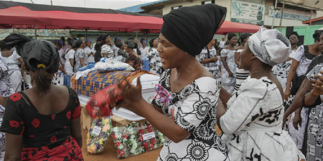 倾家荡产的加纳葬礼 是派对还是陷阱?