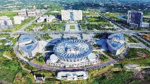 邵阳市辉煌这5年之重点项目建设纪实 - 市州