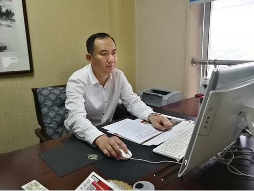 株洲市扶贫办副主任谭帅:扶贫路上的探路者