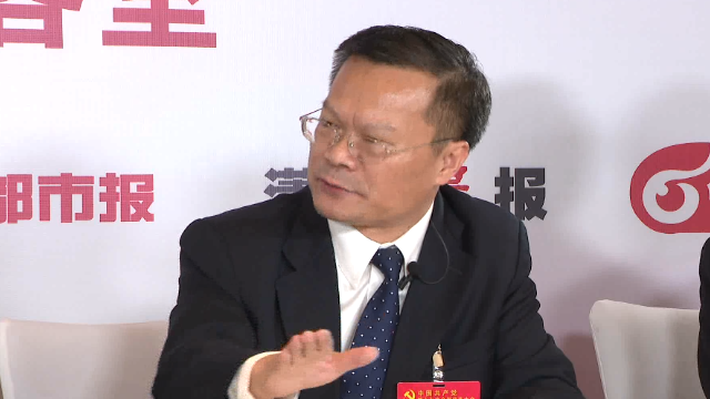 胡忠雄:村民服务中心是农村社会治理的重要平台