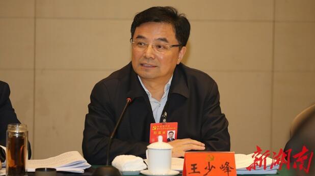 王少峰就学习贯彻党的十九大报告精神接受湖南日报专访