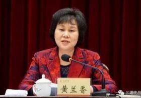 黄兰香就学习贯彻党的十九大报告精神接受湖南日报专访