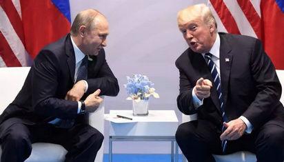 两次会谈 特朗普和普京都聊了啥?