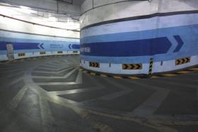 长沙部分停车场停车比驾考还难? 市民:停个车以为到了\
