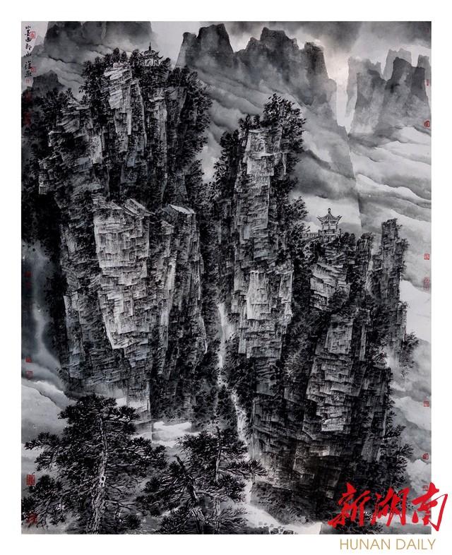 意象·丹青中国画联展将启 48幅佳作诠释水