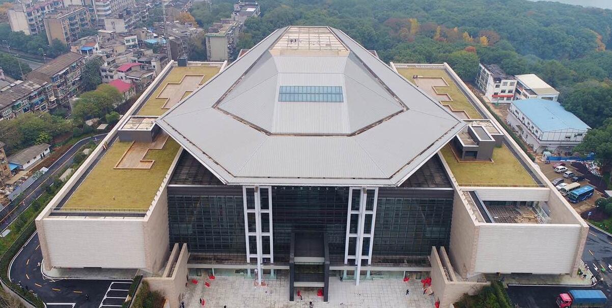先睹为快!湖南省博物馆新馆明日正式对外开放