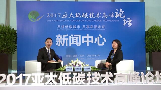 于佳:致力国际产能合作 能源领域发展将契合人类可持续发展需求