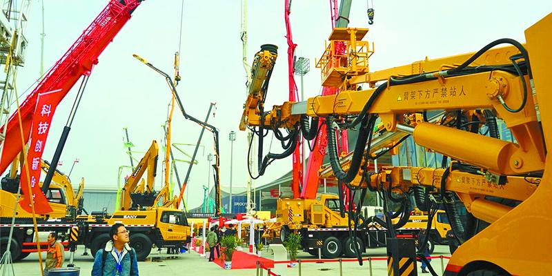 湖南最大工业展会开幕