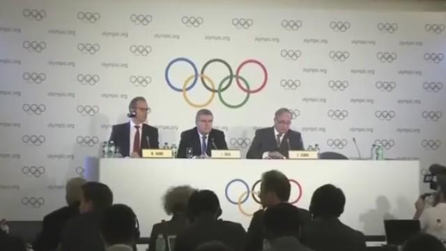 俄罗斯被禁止参加2018平昌冬奥会