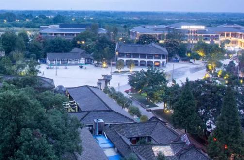 百年古镇迎来新妆 华侨城的建设让安仁焕发新魅力图片