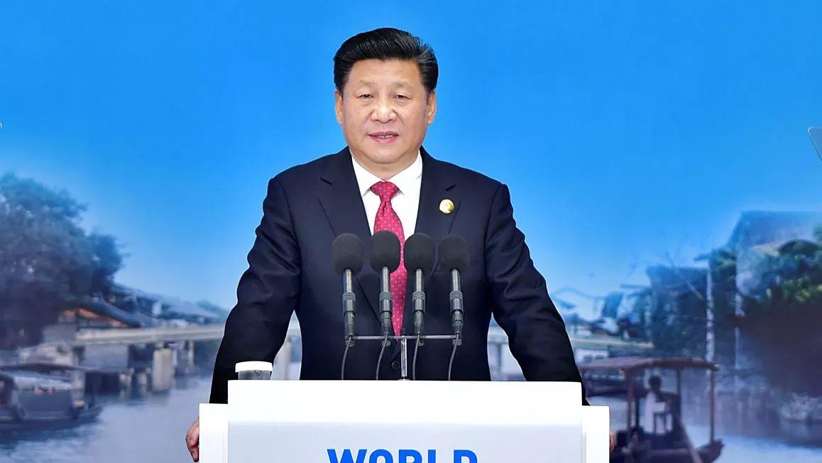 习近平用一个字描述中国数字经济