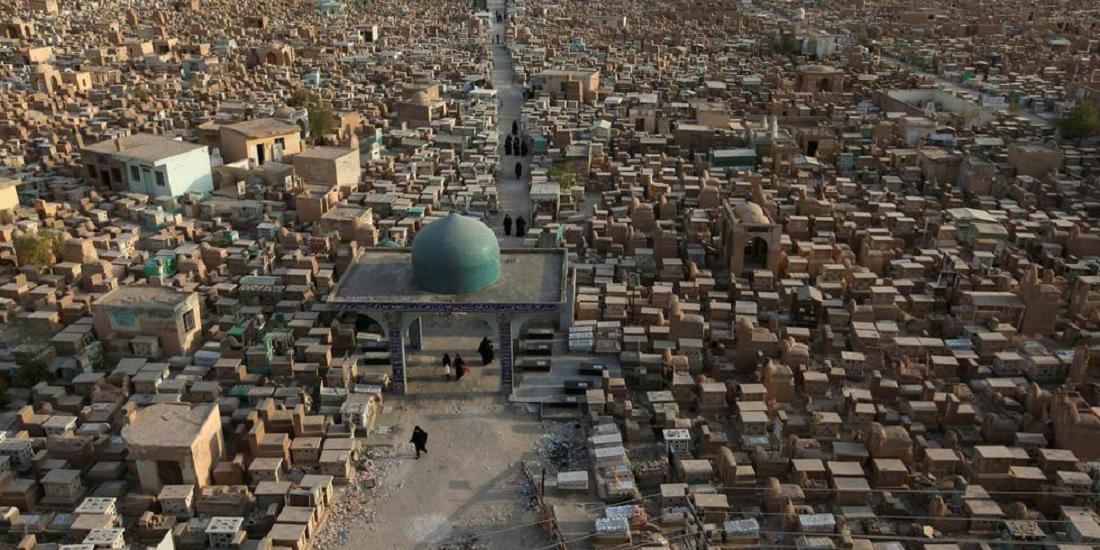 全球最大的墓地 里面长眠着500多万人