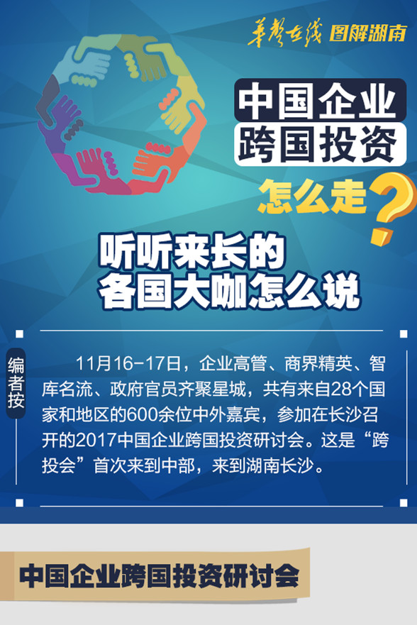 中国企业跨国投资怎么走?听听来长的各国大咖怎么说