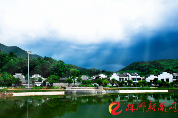 醴陵枫林镇(李逸峰 摄)