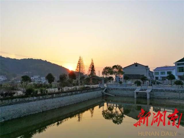[长沙] 冬日长沙别样红(之六):农村别墅 新湖南www.hunanabc.com