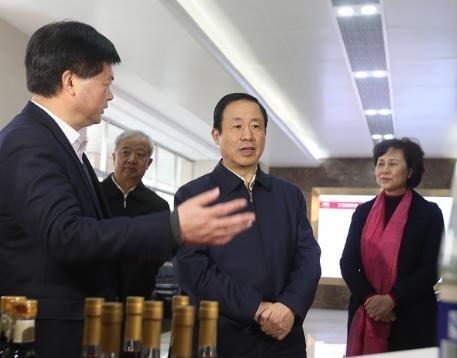 许达哲:鼓励支持引导非公经济发展