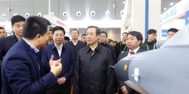 第二届中国智能制造峰会开幕 许达哲致辞