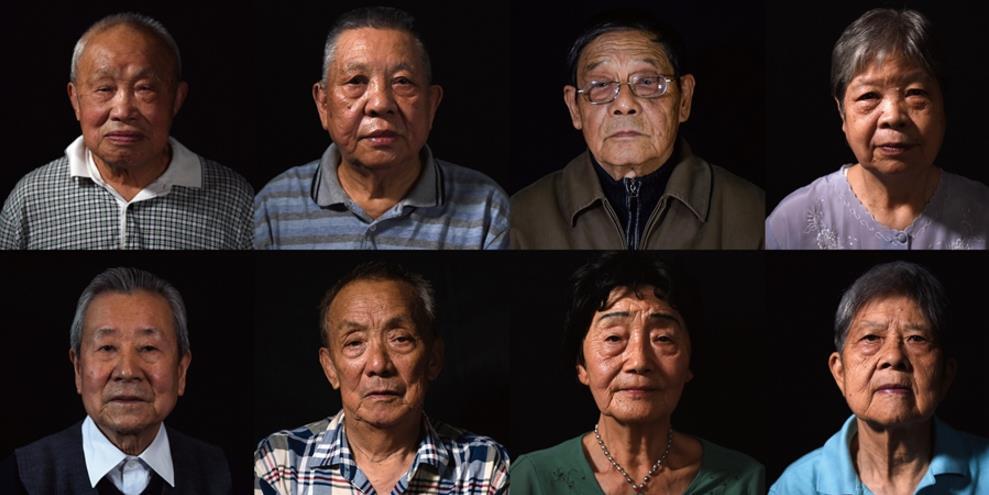 南京大屠杀80周年祭――幸存者群像实录