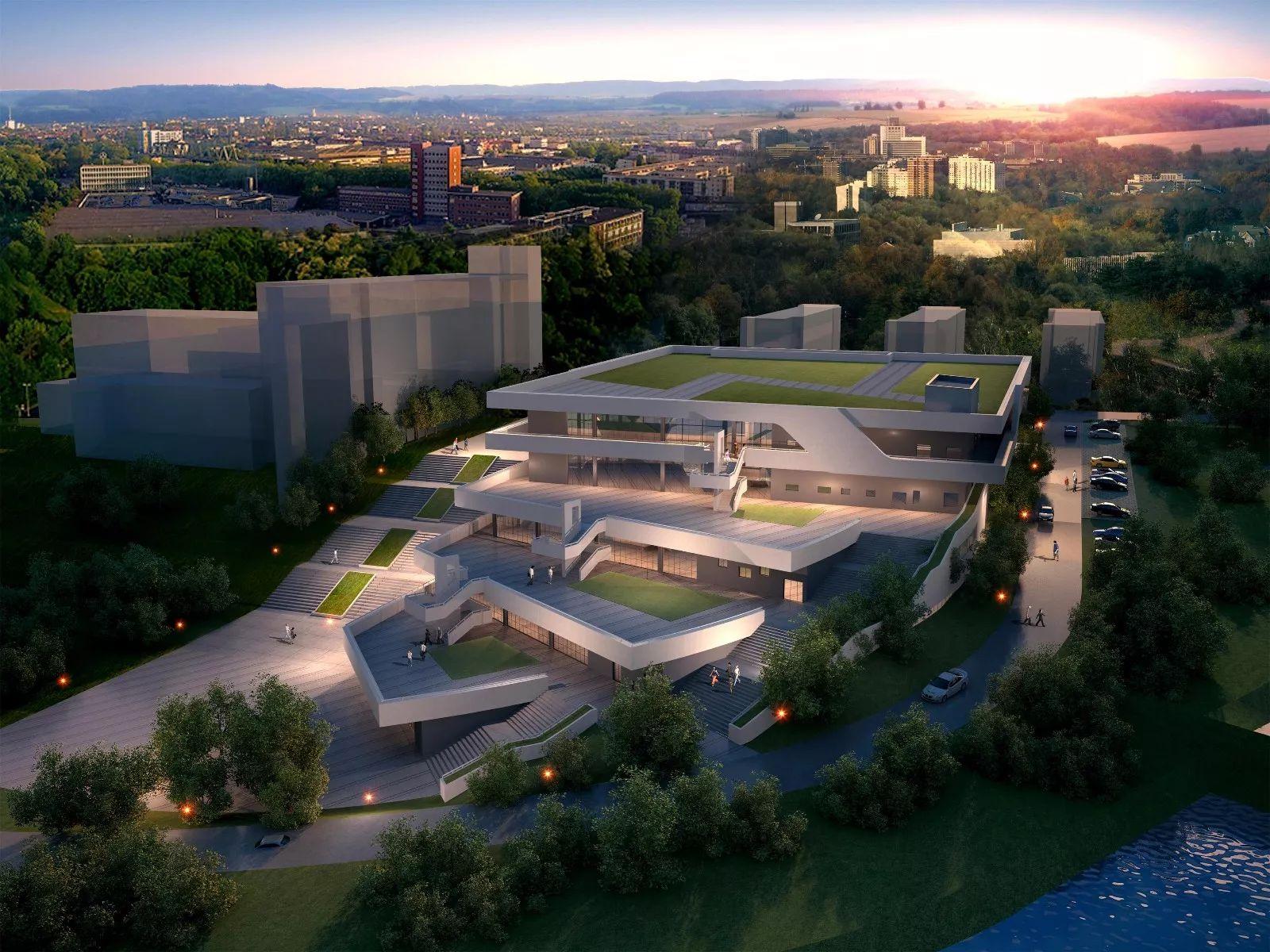10   设计单位:湘潭市建筑设计院   占地面积:4800平方米