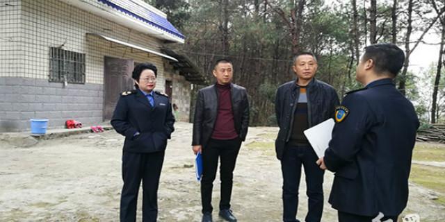 张家界市开展学校冬季传染病防控监督检查