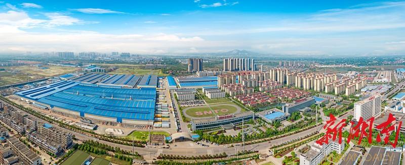 [长沙] 望城:先进制造业点燃区域经济新引擎 新湖南www.hunanabc.com