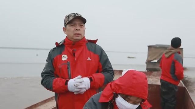 徐亚平:江豚的微笑