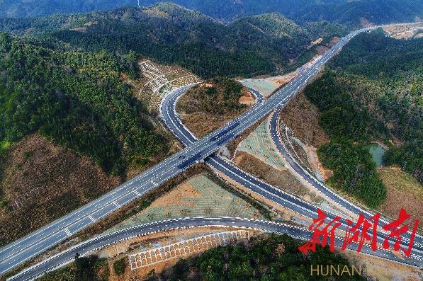 武靖高速预计31日通车 新湖南www.hunanabc.com