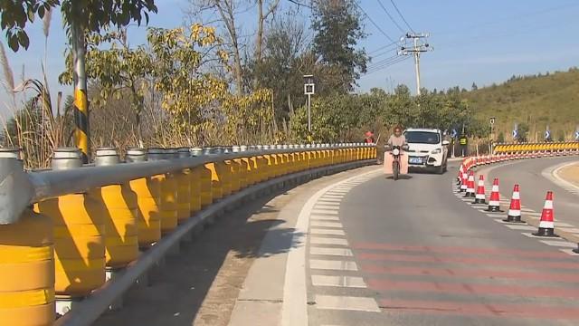 湖南完成近3万公里公路安全防护工程建设