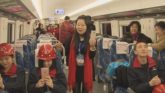 长株潭城铁全线明天开通运营