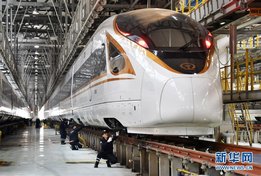 #(服务)(2)12月28日起全国铁路实施新列车运行图