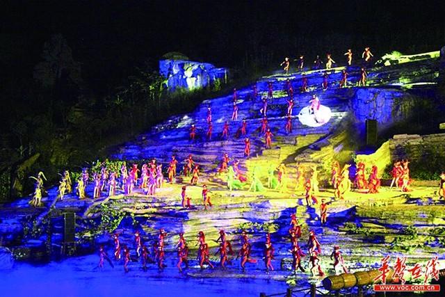 [湖南乡村振兴探索]文化串联旅游扶贫 永定区推开致富门