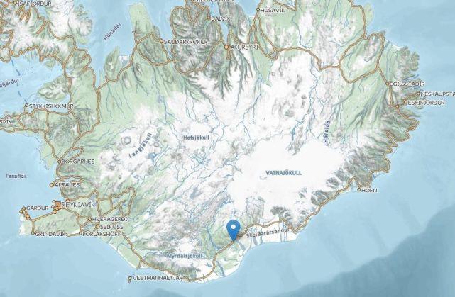 载有40余名中国游客的旅游大巴在冰岛倾翻 已致1人遇难