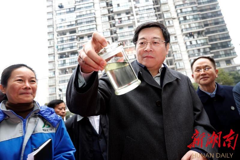 杜家毫专题调研耕地重金属污染修复治理和粮食安全利用工作 新湖南www.hunanabc.com