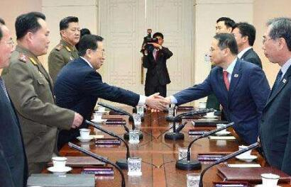 朝鲜方面表示有意与韩方实现平昌冬奥会共同入场