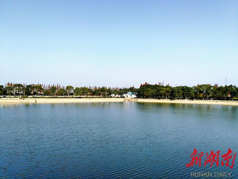 [长沙] 【看图说理】人的精力就像这库中的水 新湖南www.hunanabc.com