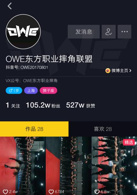OWE东方职业摔角再掀热潮图2