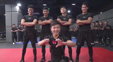 OWE东方职业摔角再掀热潮图3