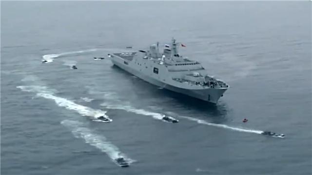 超燃MV!海军陆战队版《我们不一样》