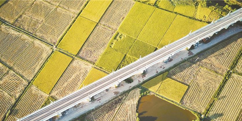 [一周湖南]今年怀邵衡铁路建成通车 长沙冬季十大高薪行业出炉