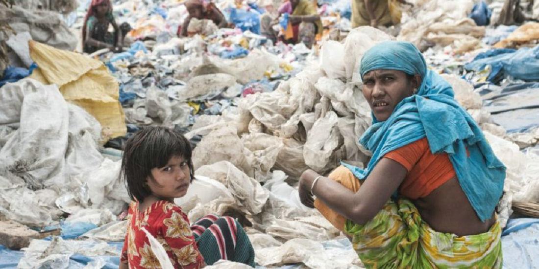 欧洲的大量垃圾 为何在亚洲堆积如山?