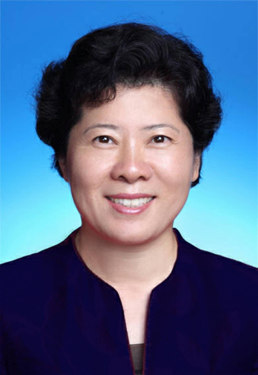 吴桂英任湖南省人民政府副省长