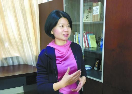 【代表委员履职风采】饶育蕾委员:以金融专长服务湖南