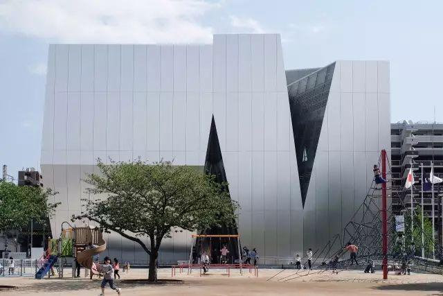 游学| 从十座展览馆看日本现当代建筑