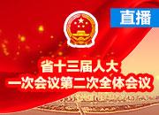 华声在线・新湖南直播回顾丨湖南省十三届人大一次会议第二次全体会议