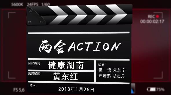 【两会Action】加快推进健康湖南建设