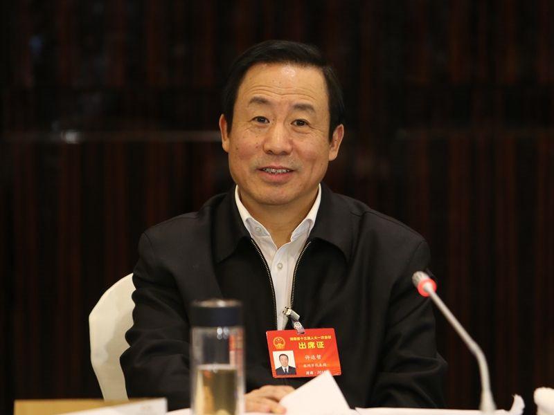 许达哲参加长沙代表团审议