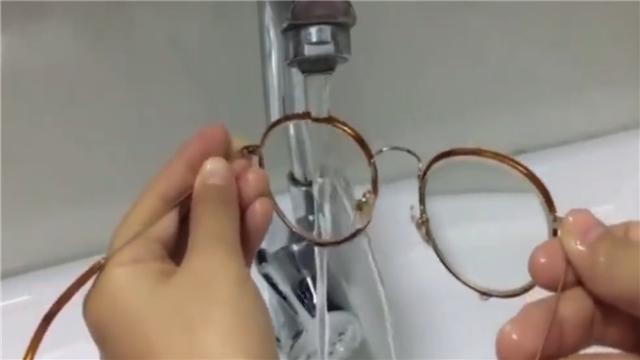 这样洗眼镜,让眼镜片多使用10年!
