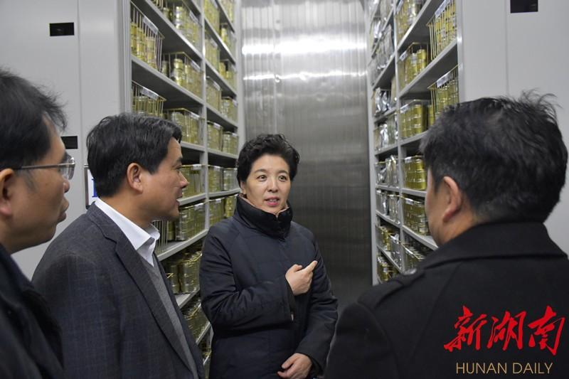 乌兰:强化科技支撑作用 加快建设农业强省 新湖南www.hunanabc.com