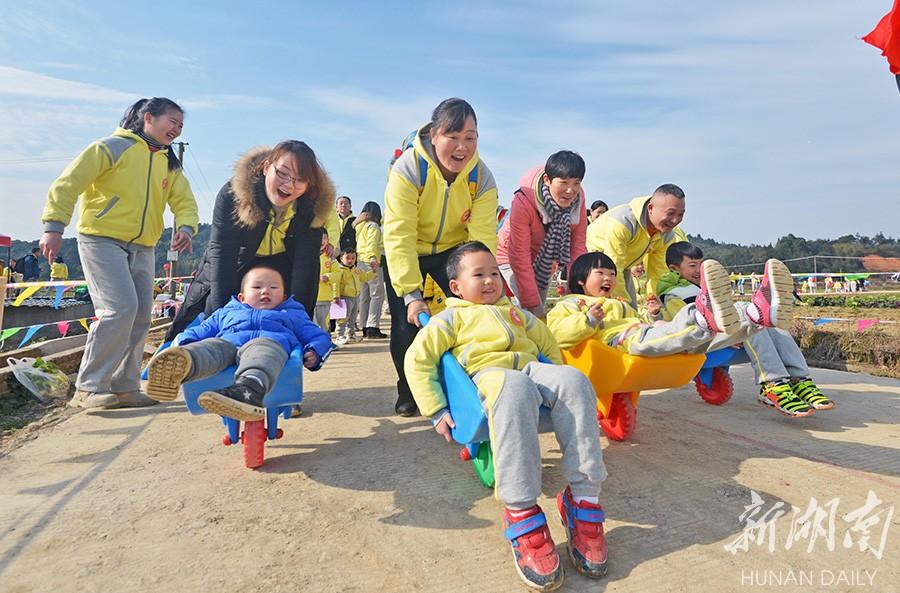 """万人""""打春"""" 传统立春迎春民俗长沙再现 新湖南www.hunanabc.com"""