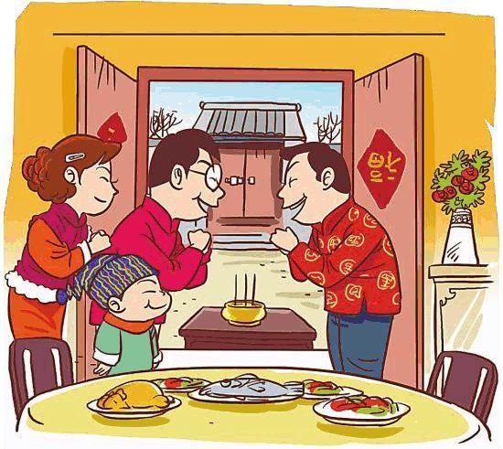 涨知识!除了吃饺子,春节还能这么过